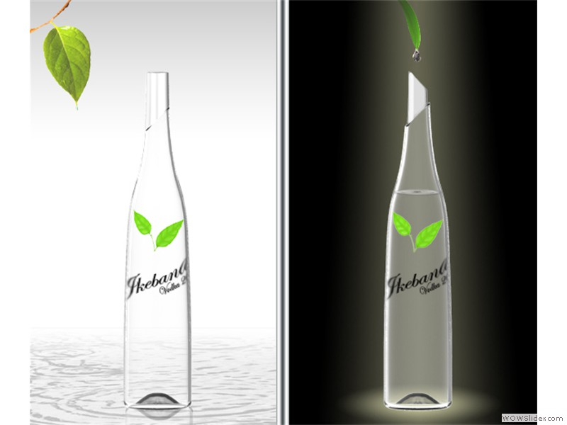 Ikebana Vodka